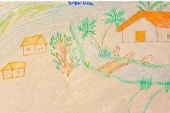 Sidra Sayed 3rd Grade, New Highland Academy