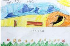 Zala Bibi 3rd Grade, Franklin Elementary School