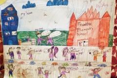 Amy Juarez 3rd Grade, Franklin Elementary School