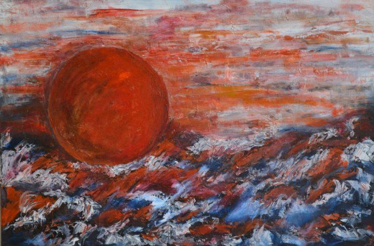 "Durba Sen • ""Lunar Tide"""