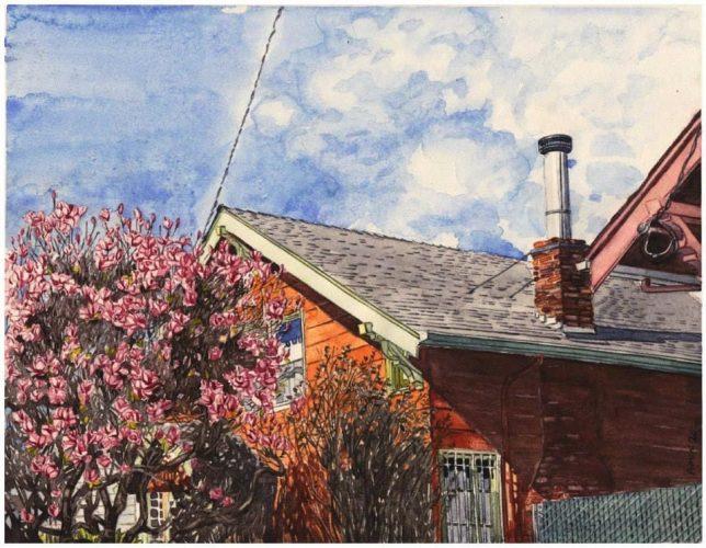 "Somaieh Amini • ""My Neighborhood, House"""