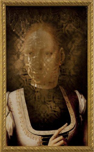 "Kiana Honarmand • ""Ginerva de Benci"" (2nd Edition)"