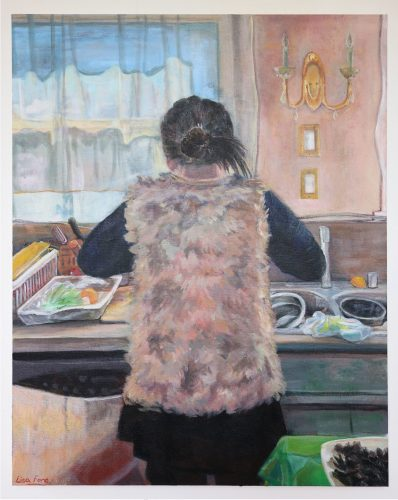 """Lisa Jan Fong • """"The Sun in the Kitchen"""""""