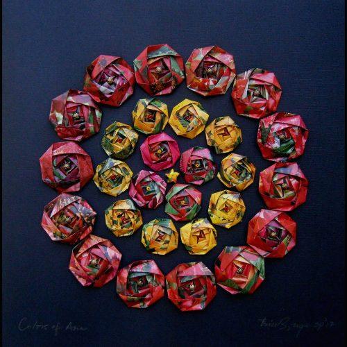 """Nga Trinh • """"Colors of Asia"""""""